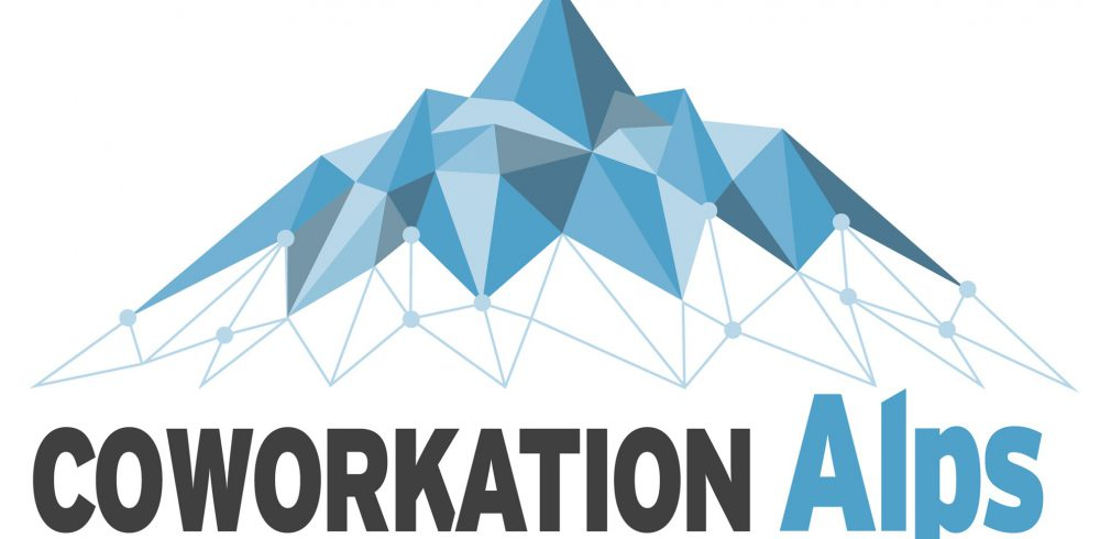 Coworkation Logo Marke